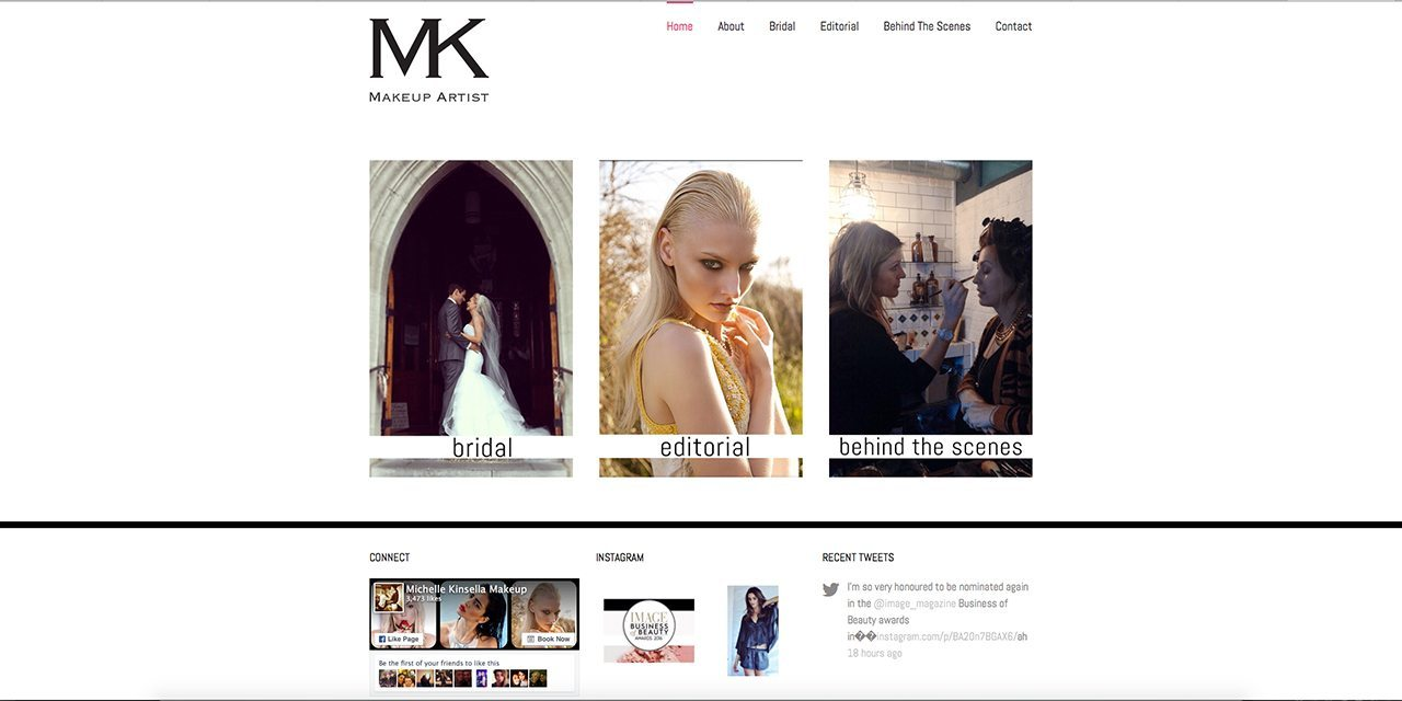 Michelle Kinsella Make Up Artist