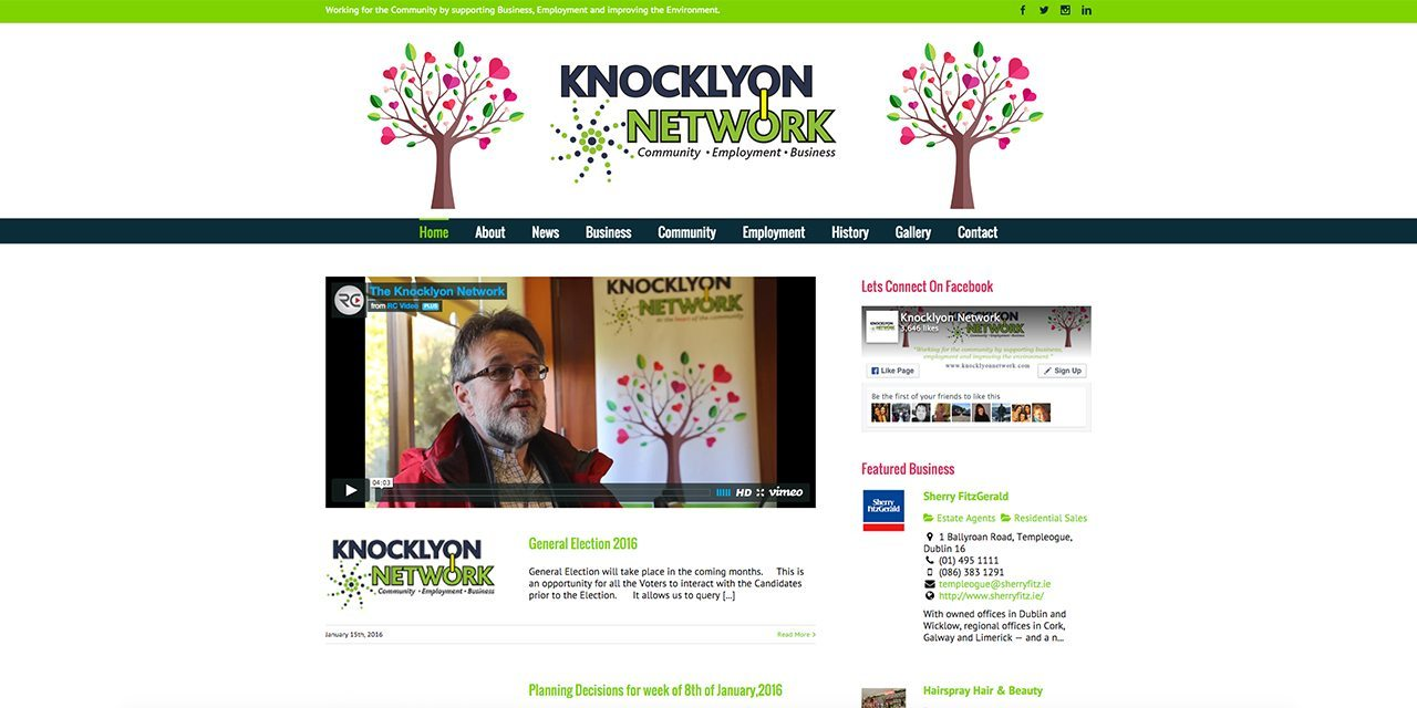 The Knocklyon Network