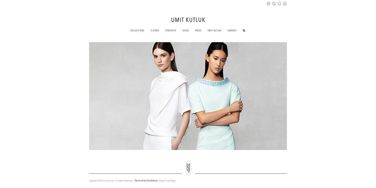 Umit Kutluk - Fashion Designer