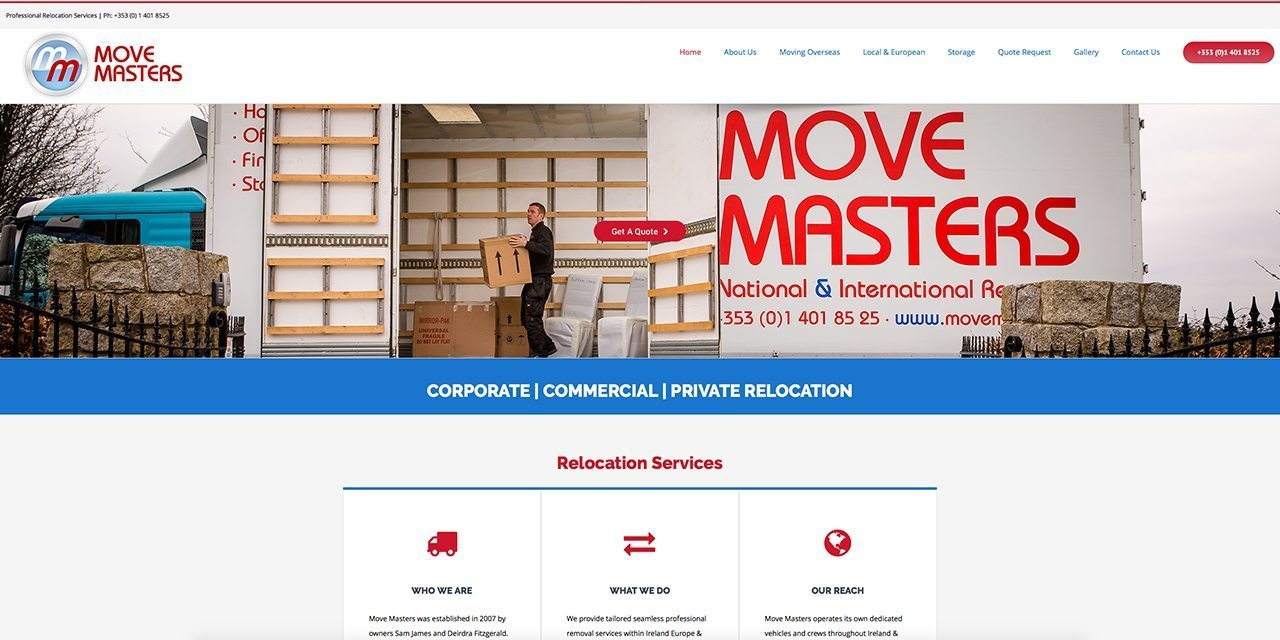 Move Masters Relocation Services
