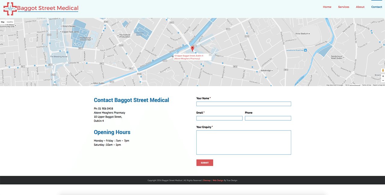 Baggot Street Medical