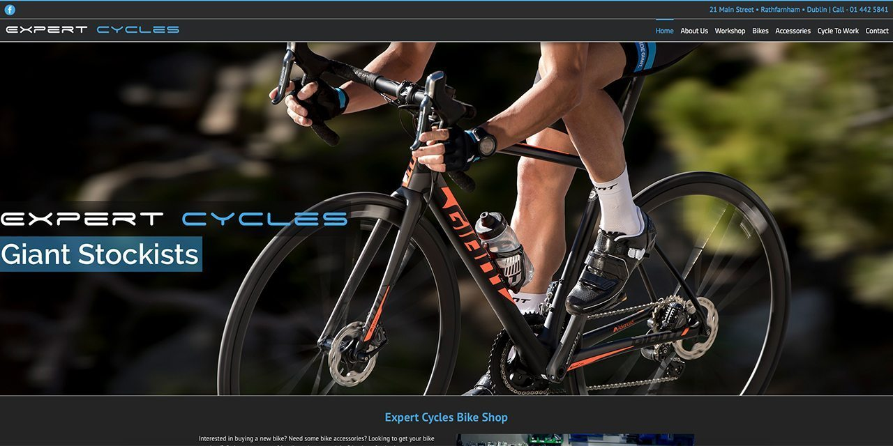 Expert Cycles - Custom Build Bikes